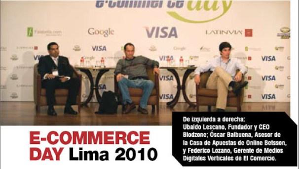 ecommerce day 2010 Peru