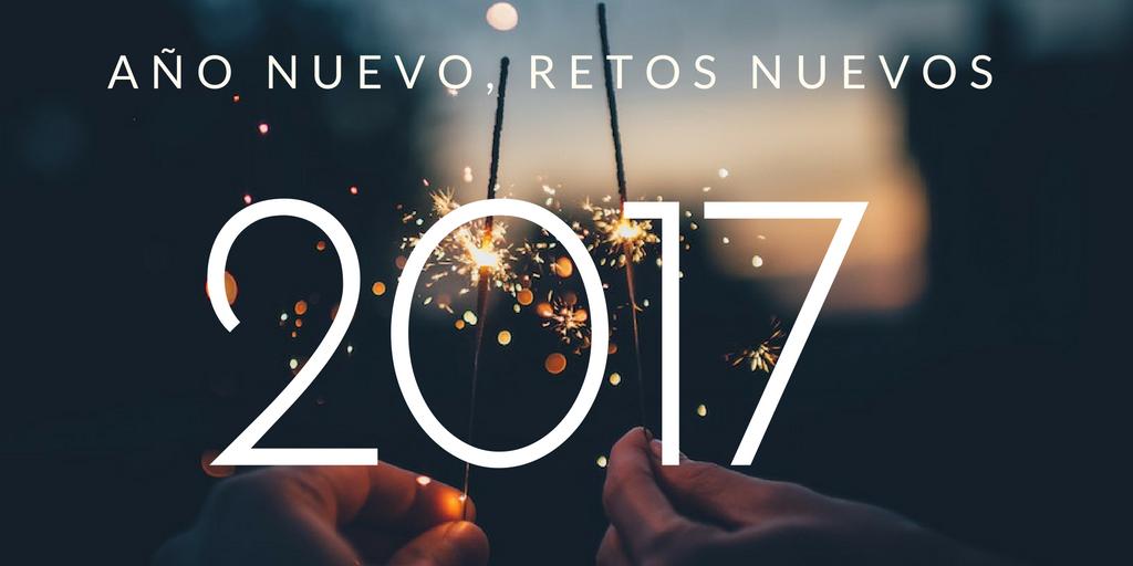 Año Nuevo, retos nuevos