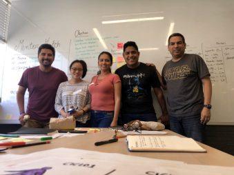 Service Jam Lima 2019 Ubaldo Lescano