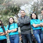 Grupo ganador del Club Apptitud 2019-1 UPC Ubaldo Lescano