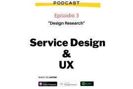 Podcast Service Design & UX Ubaldo Lescano