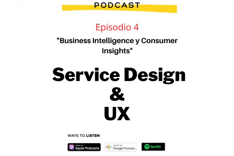 Podcast Service Design UX Ubaldo Lescano