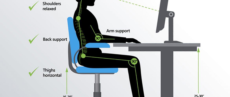 ¿Por qué debes invertir en una silla ergonómica?